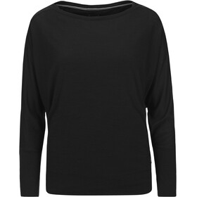 super.natural Kula longsleeve Dames zwart